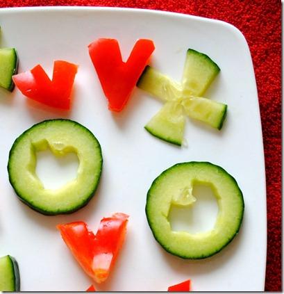 paleo valentine snack